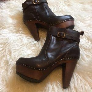 N.Y.L.A heeled Clog Boot